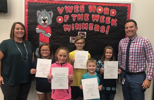 Word of the Week Winners: Generosity