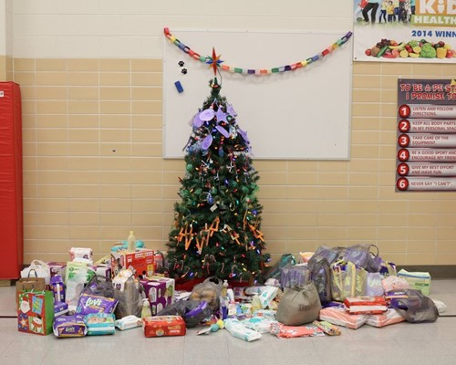 ECC Christmas Donations