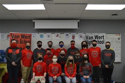 Van Wert High School Hosts Northwest Ohio Regional Robotics Competition
